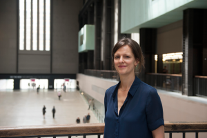 Catherine Wood, Senior Curator, International Art (Performance) at Tate