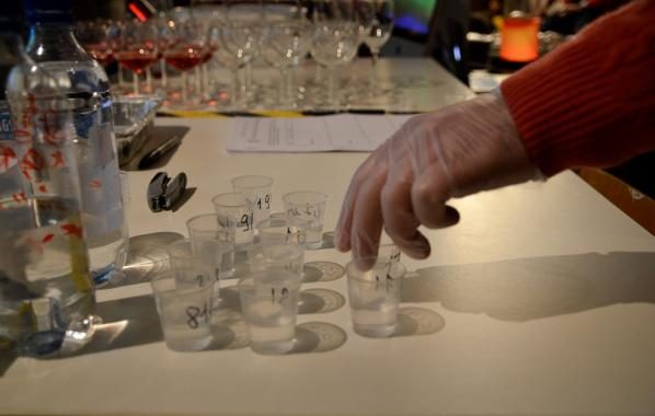 LabEasy, Cocktails and DNA workshop, 2013