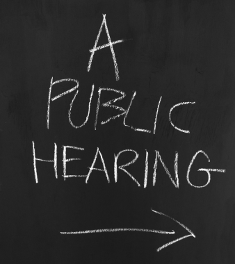 A Public Hearing, Arts Catalyst Centre, 2016